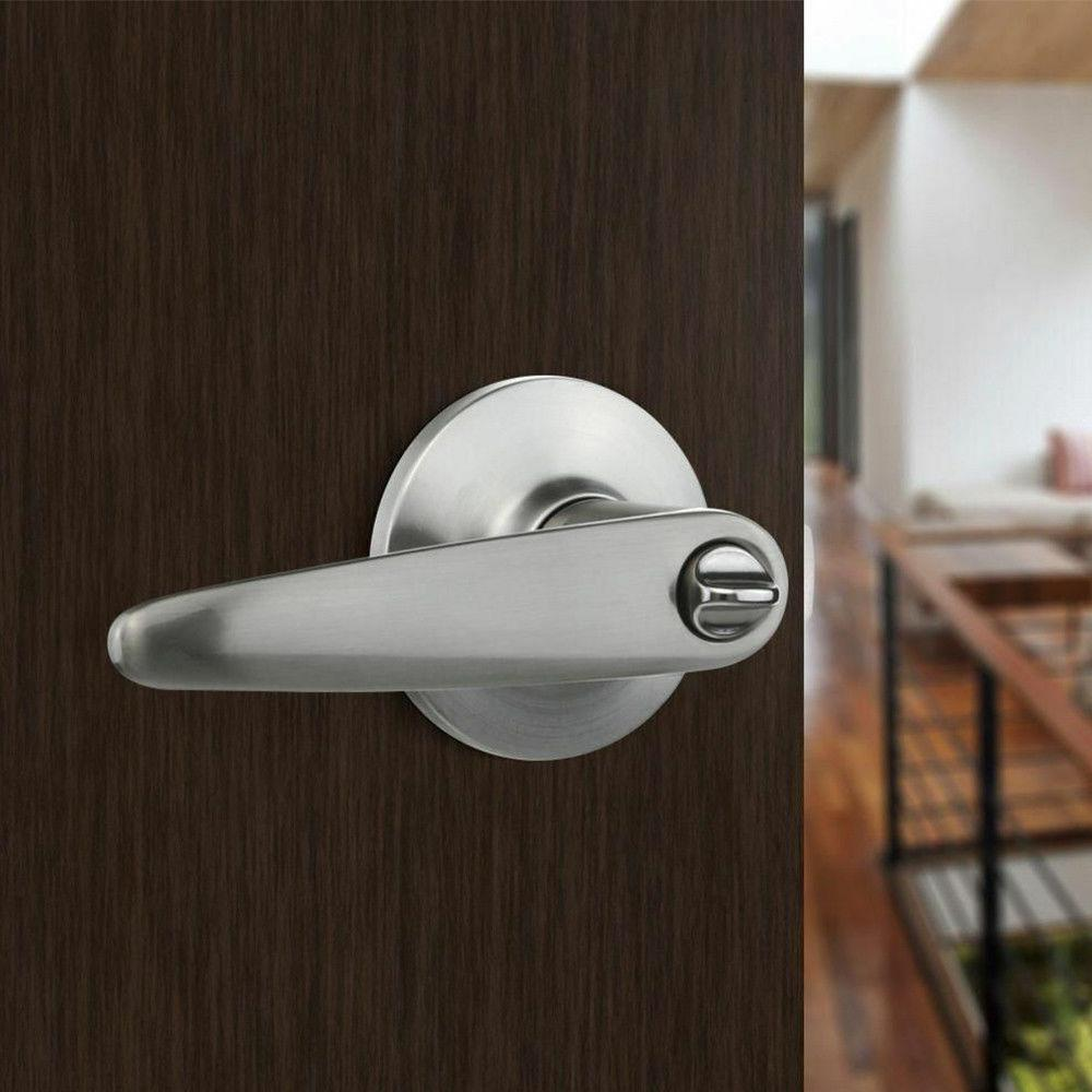 Home Lock Set Security Privacy Bath Latch