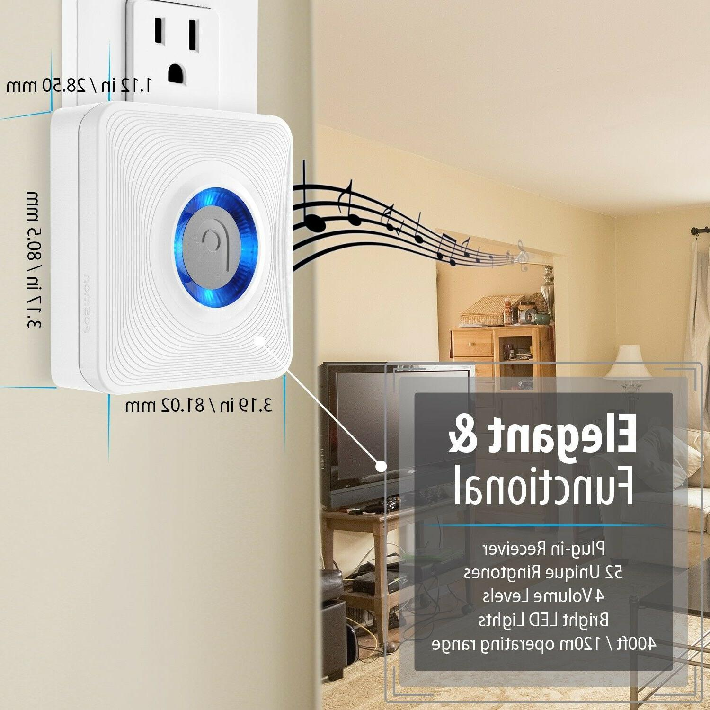 Home Alarm Doorbell Garage