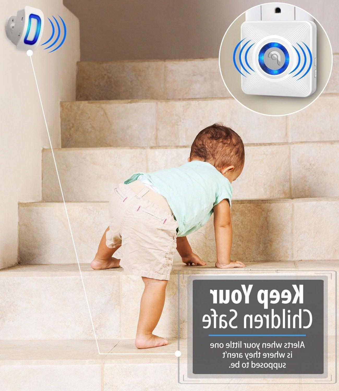 Home Security Driveway Alarm Garage Detector