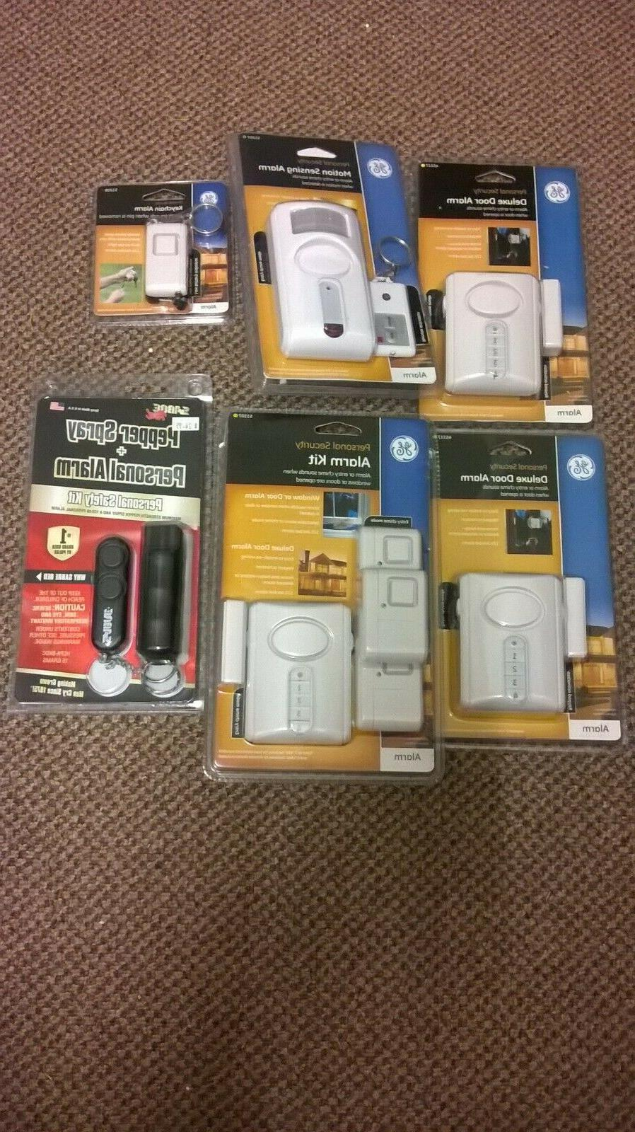 indoor home security alarm kit door window