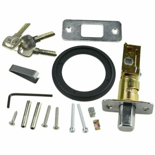 New Keyless Keys Code Keypad Door Lock