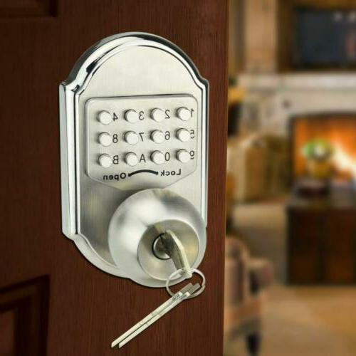 New Deadbolt Keys Code Privacy