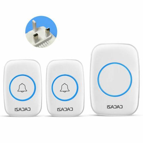 LED Home Doorbell Kit Waterproof Door