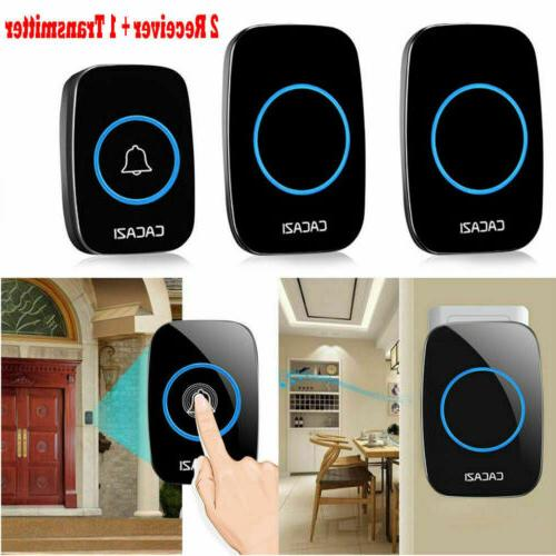Doorbell Remote Waterproof Bell