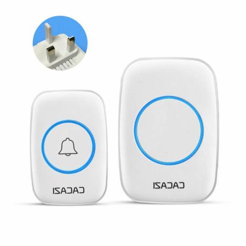 LED Home Doorbell Waterproof Door Bell