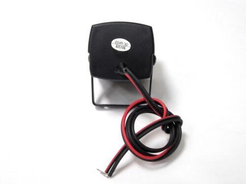 Loud One 105dB 12V Small Mini Alarm Car Motorcycle