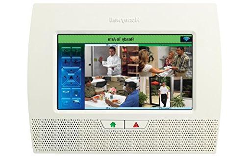 Wireless Security Alarm Kit Wifi Zwave Module
