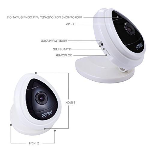 Mini IP Wireless Home Security IP Camera Motion Alert/Remote Monitor
