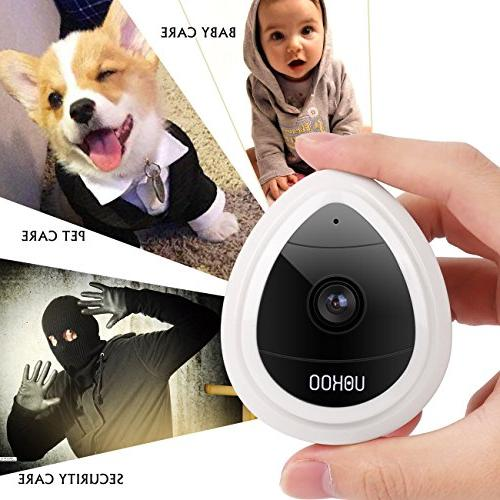 Mini Wireless IP Camera with Email Alert/Remote