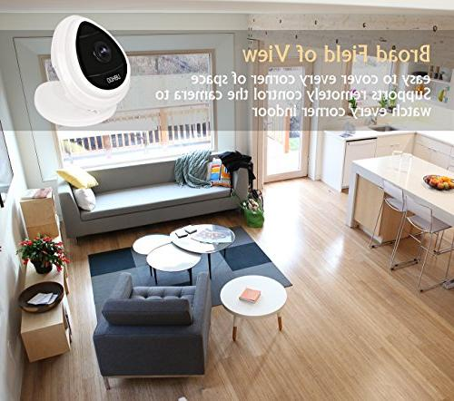 Mini Wireless Home Security Monitor