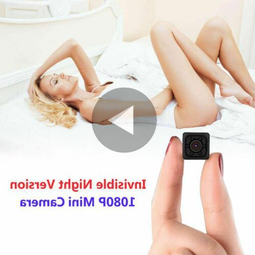 Mini IP Cam Wifi HD 1080P DVR Night