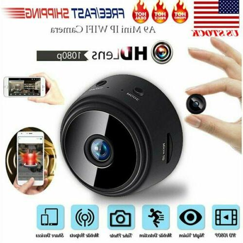 mini ip cam wireless wifi home security