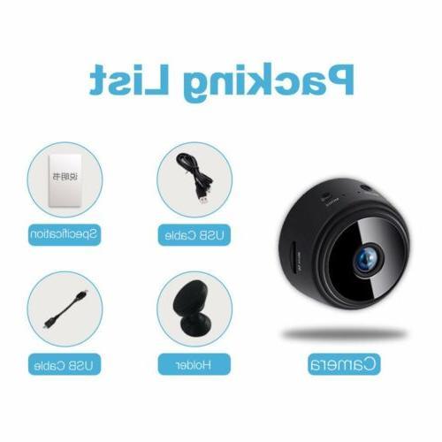Mini IP Wireless Wifi HD 1080P DVR Vision Remote