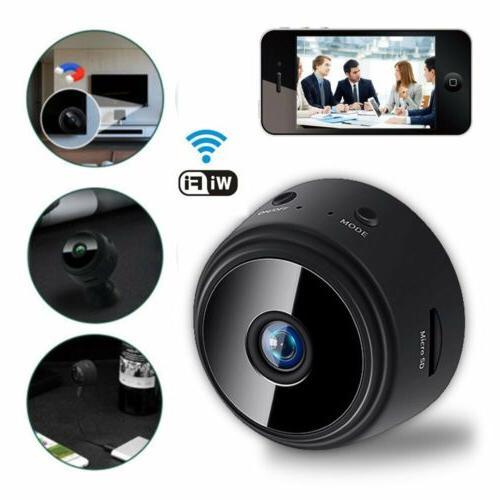 Mini IP Camera Wifi Home Security HD 1080P Night Vision Remote