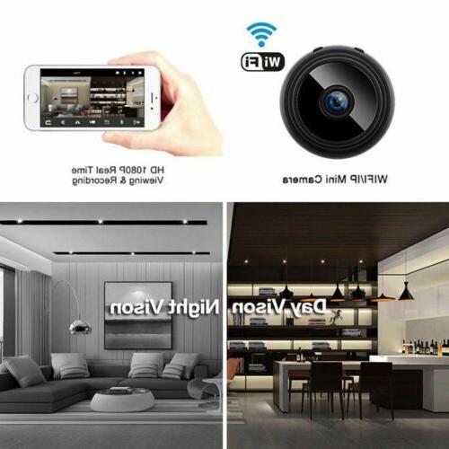 Mini Camera Wifi Home HD 1080P Vision