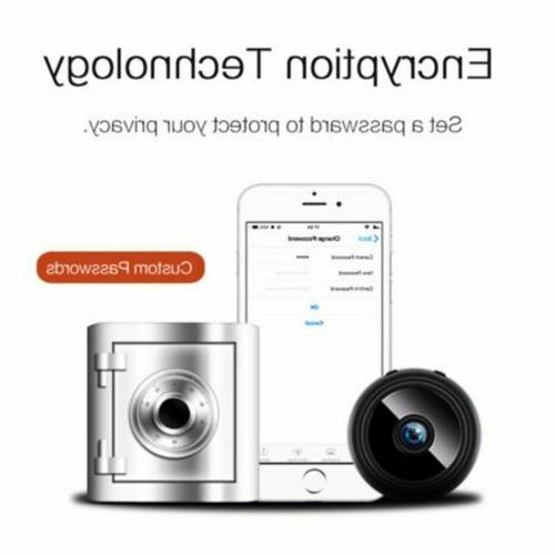 Mini Spy Camera Wifi HD 1080P DVR Vision