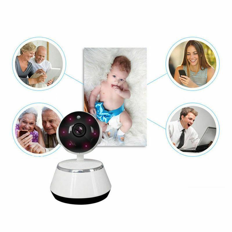 Wireless NEW 720P WIFI Home IR Vision