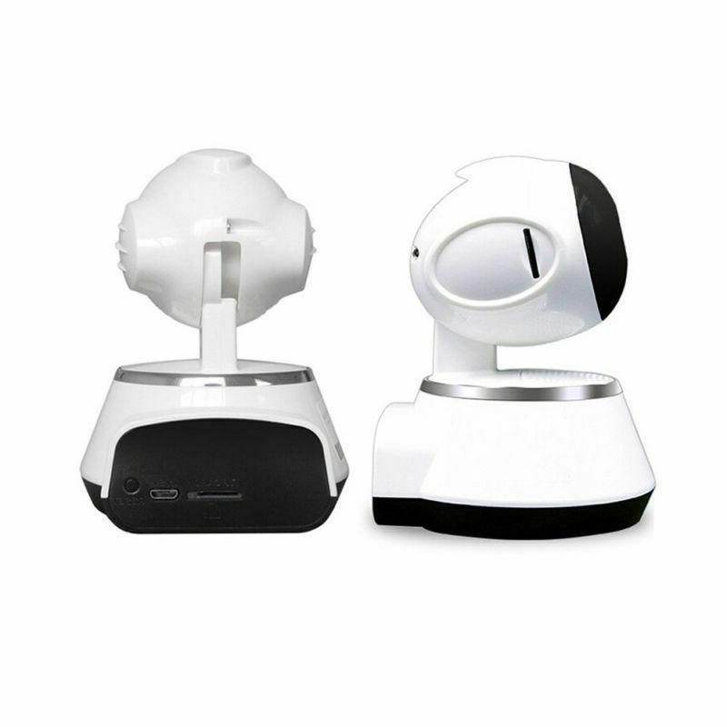 Wireless NEW WIFI Pan Tilt Network Home IP Camera IR Night