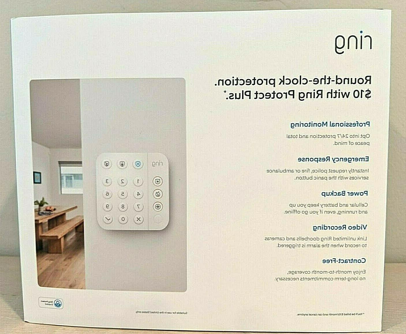 NEW Alarm Wireless Security - 10 Kit Smart Security