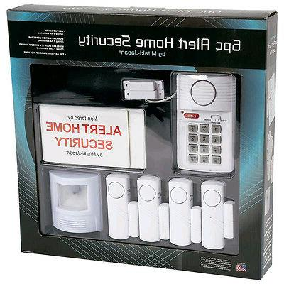 new all in one security system home