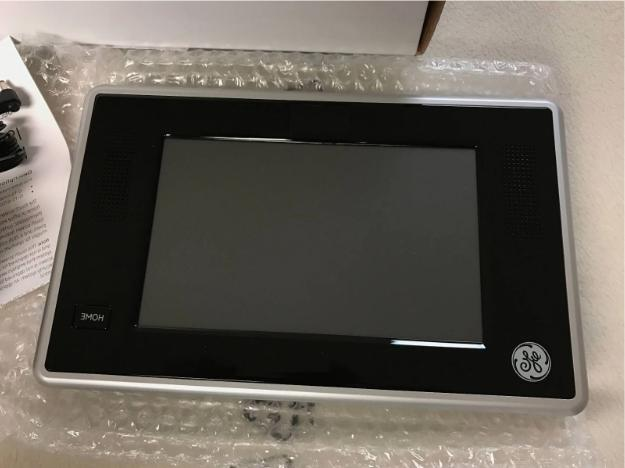 NEW GE Security Pulse Touch Screen WVGA Black Home