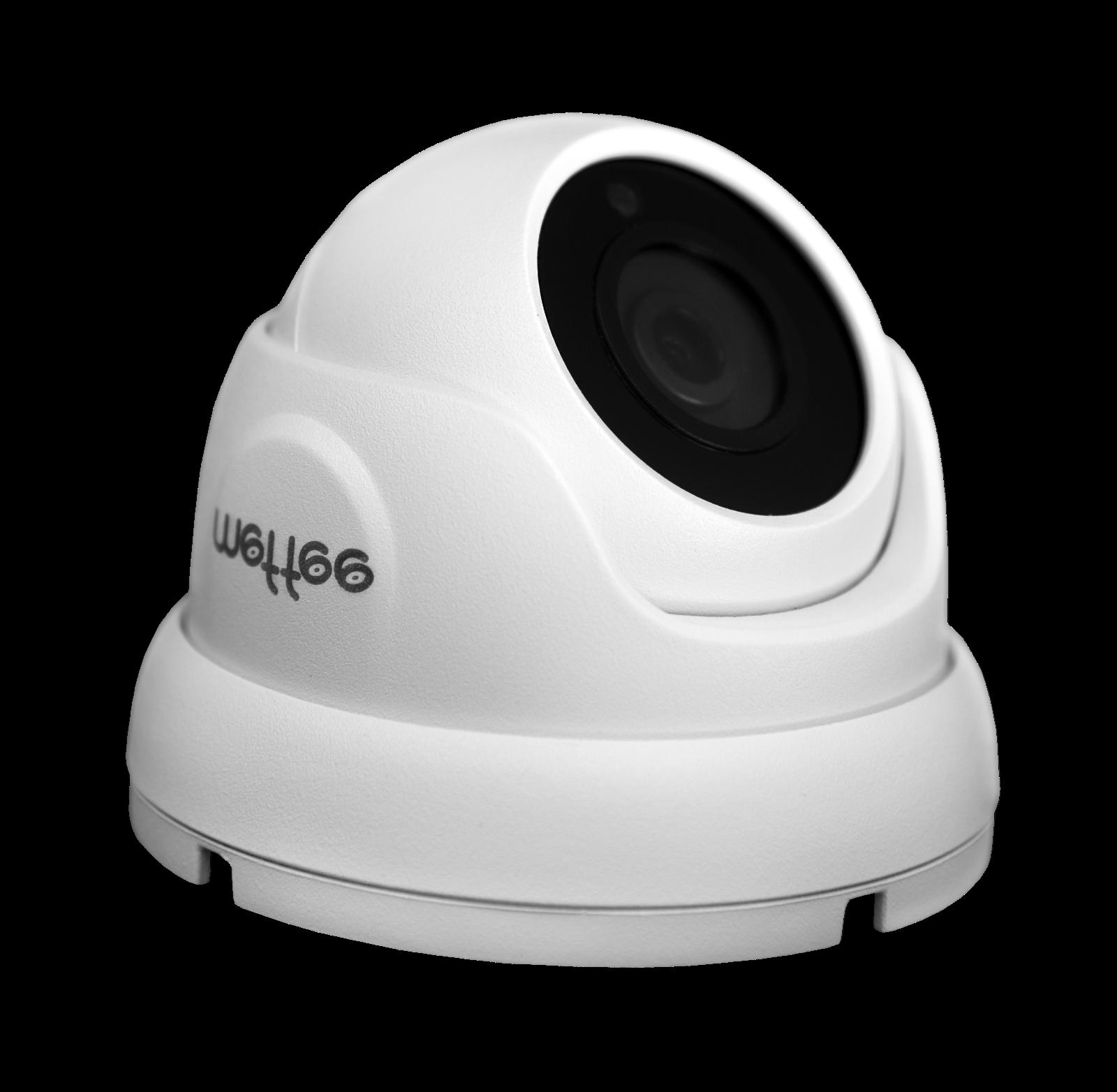 2MP 1080P Analog CCTV Dome Camera HD 4in1  Wide View Angle