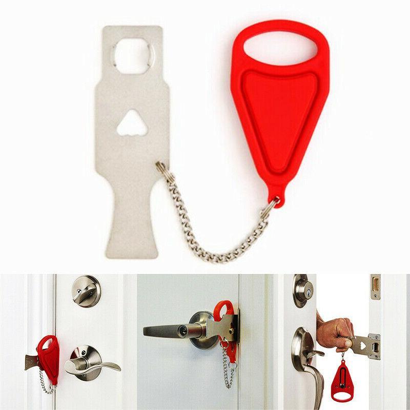 portable home door lock hardware tool easy