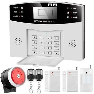 professional wireless home office security system