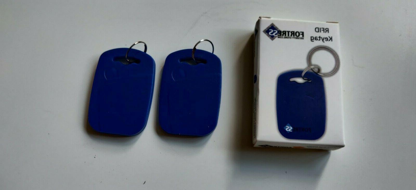 rfid keytag wireless home security alarm system