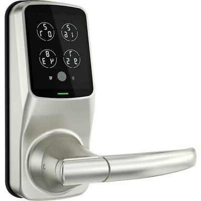 Lockly Secure Bluetooth Latch - Nickel