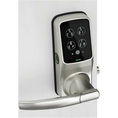 Lockly - Secure Bluetooth Latch - Nickel
