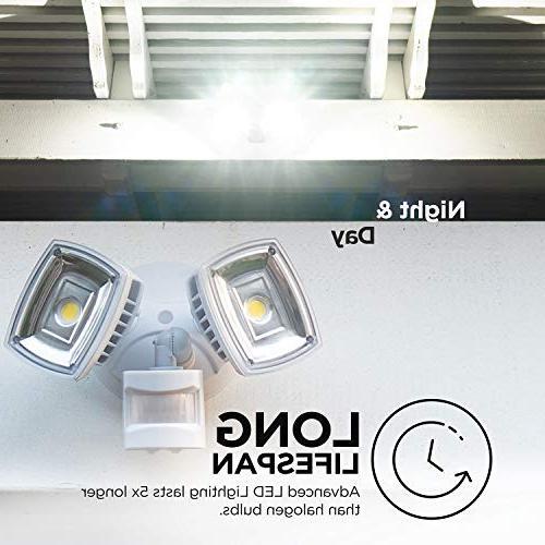 Home LED Motion Sensor Lights Bright 5000K,