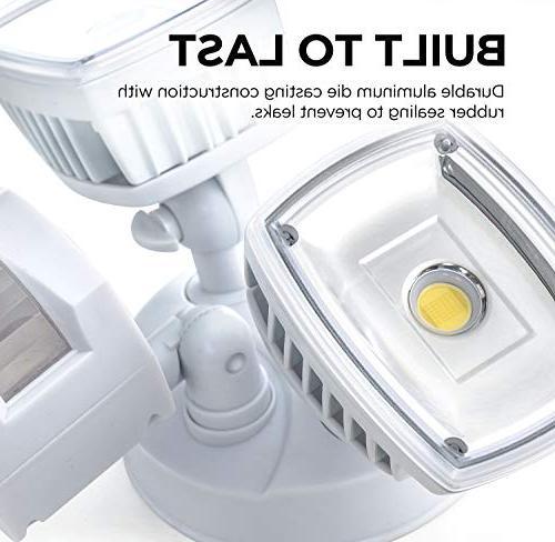 Home LED Lights Outdoor Weatherproof Ultra Bright 5000K,