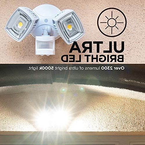 Home LED Flood Lights Outdoor Weatherproof Bright