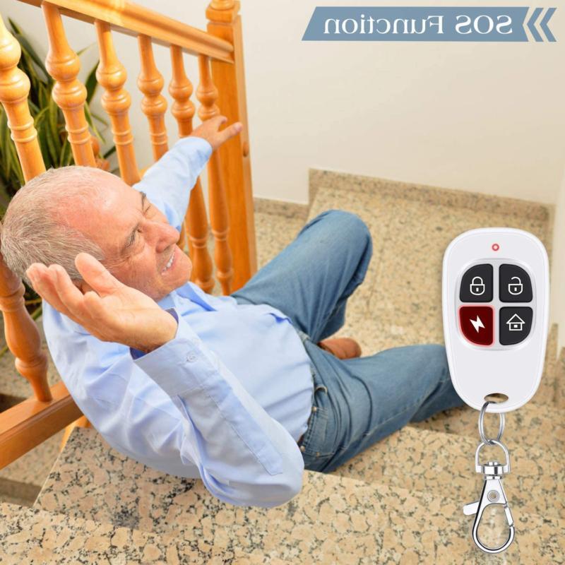 Thustar Alarm 8 kit APP Push and