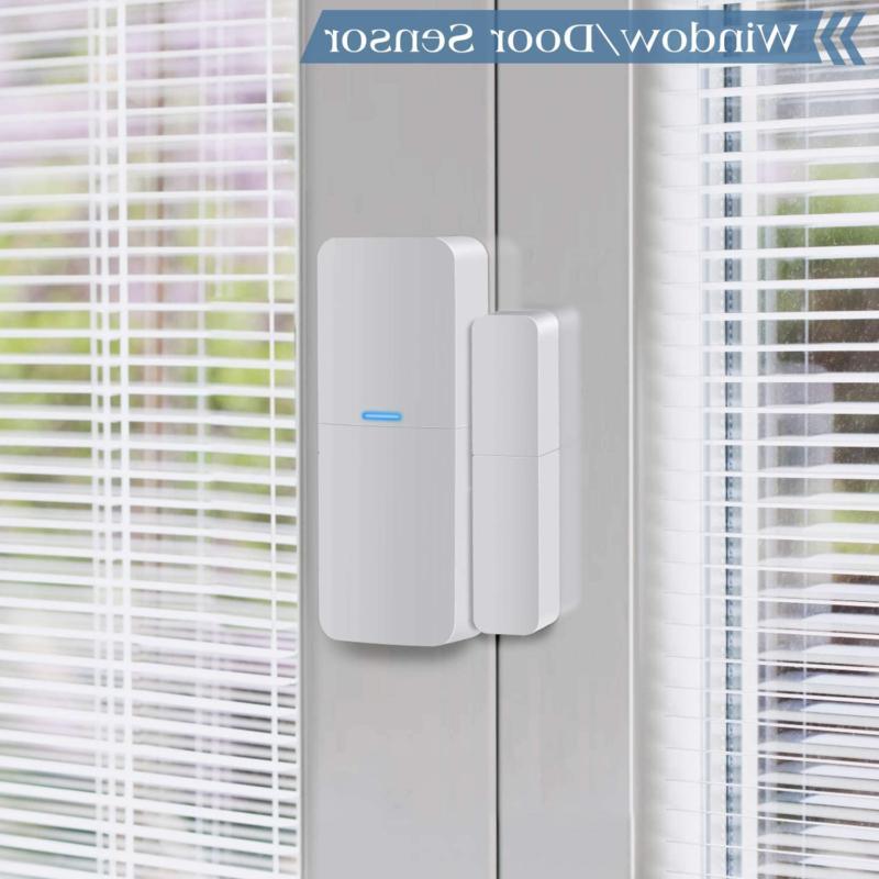 sistema de para casa seguridad sensor de movimiento puerta