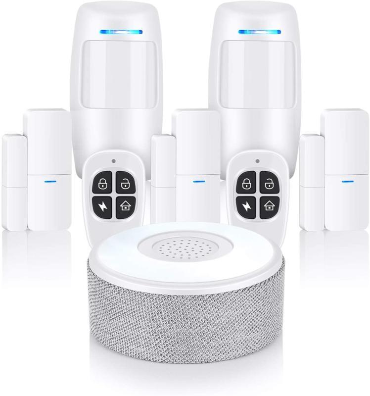 sistema de alarma para casa seguridad casas