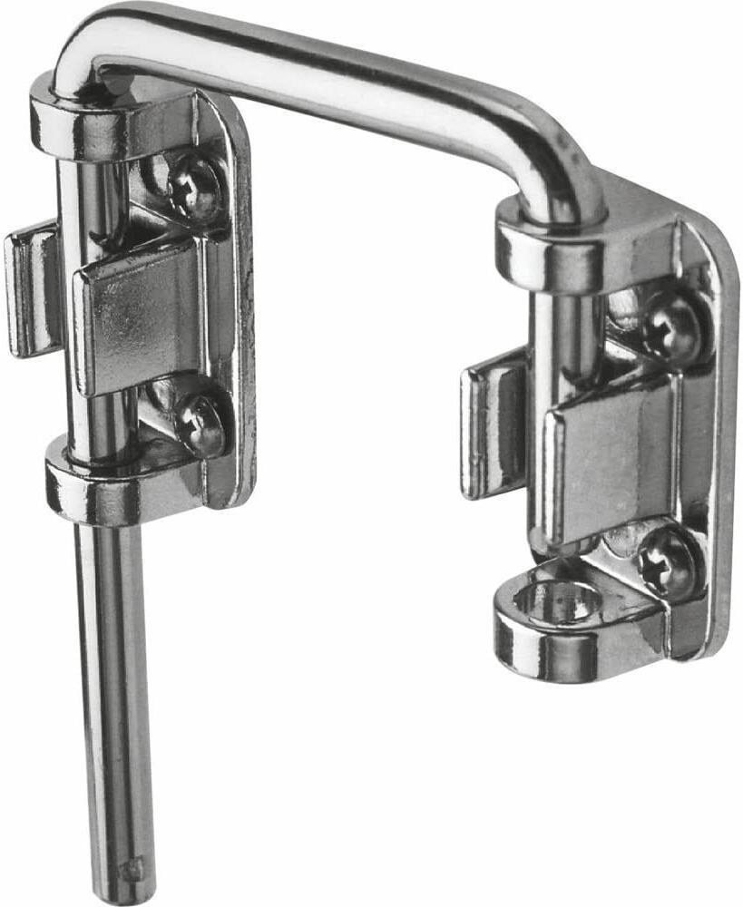 Defender Security U 9847 Patio Sliding Door Loop Lock – In
