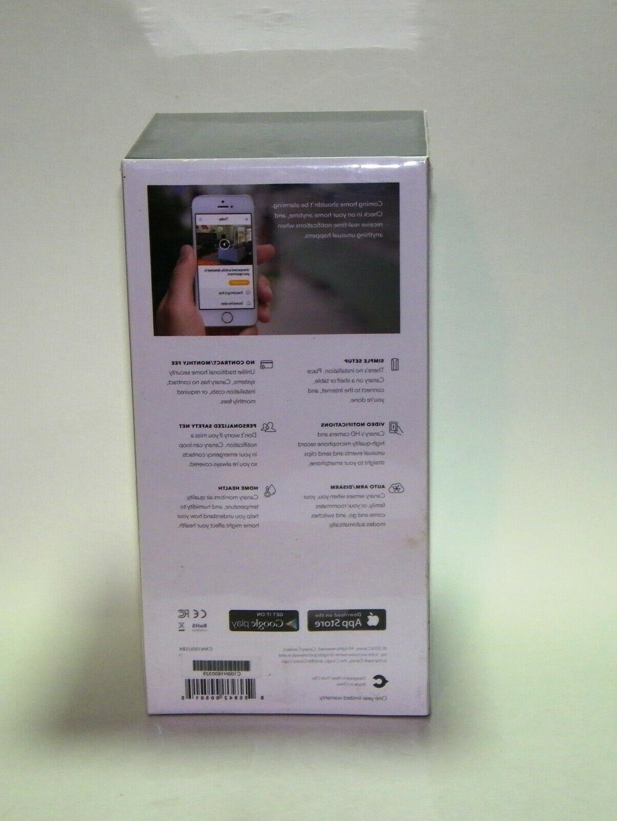 CANARY Smart Security System New