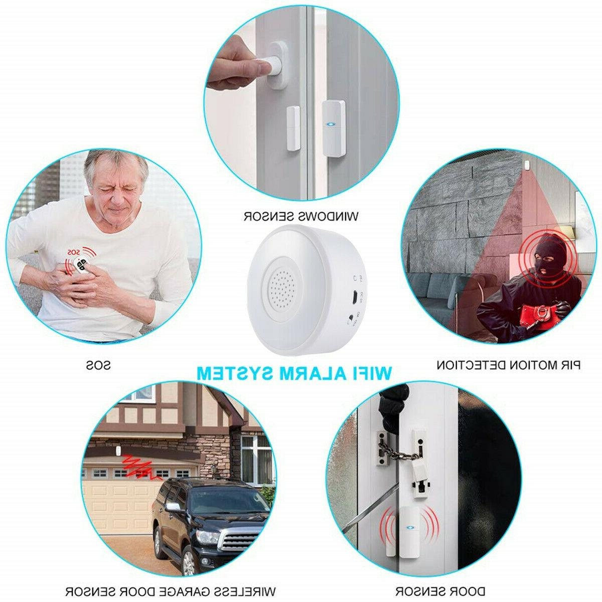 Smart Security System Smart Home/Office Security Alarm