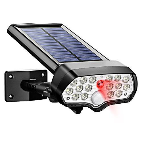 solar lights 17 leds