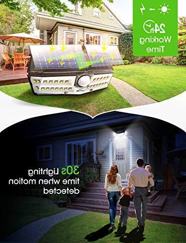 Lights Outdoor, Enhanced Waterproof Wireless Sensor Lights, Easy-to-Install Front Door, Deck-2 Pack