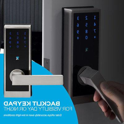 TurboLock Entry Security Door Lock Bluetooth