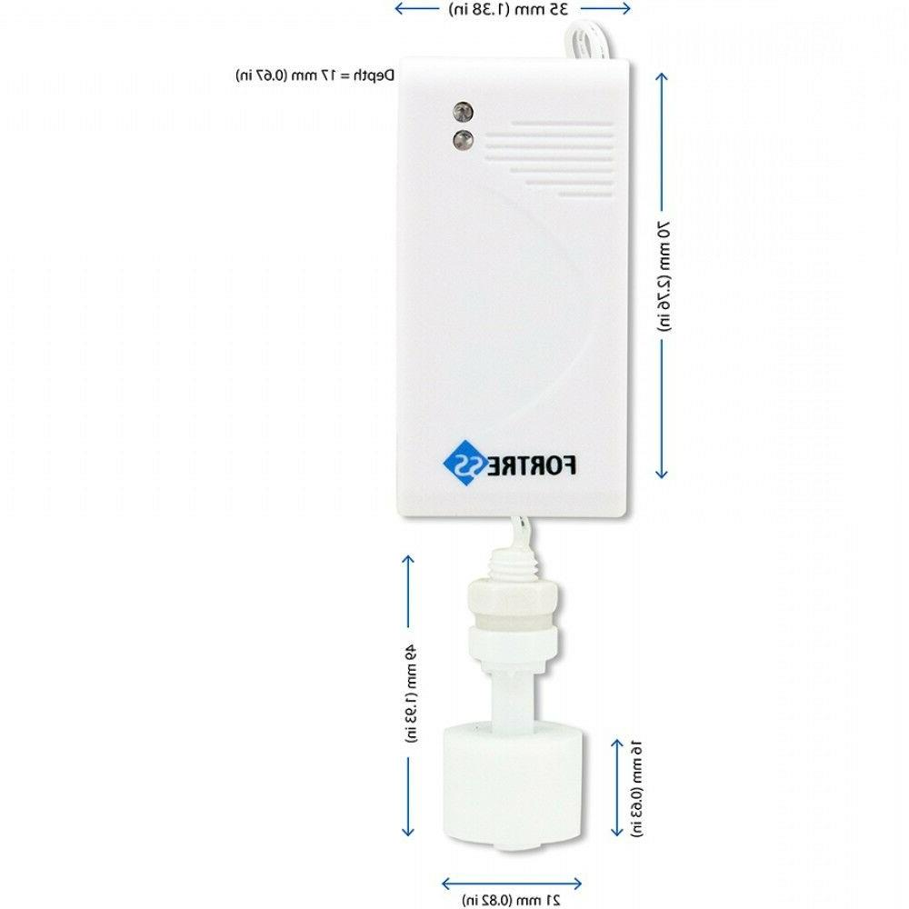 Sensor Fortress Home Security Automation