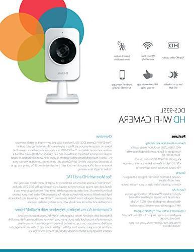 D-Link WiFi 720p