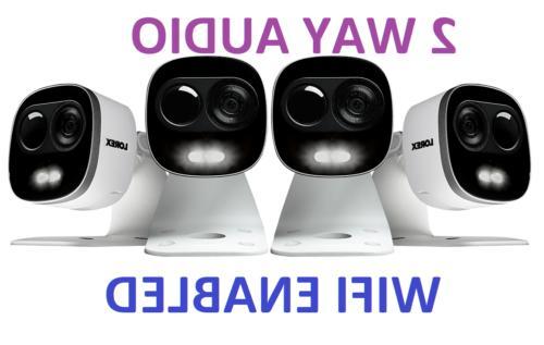 wifi hd home security camera 2 way