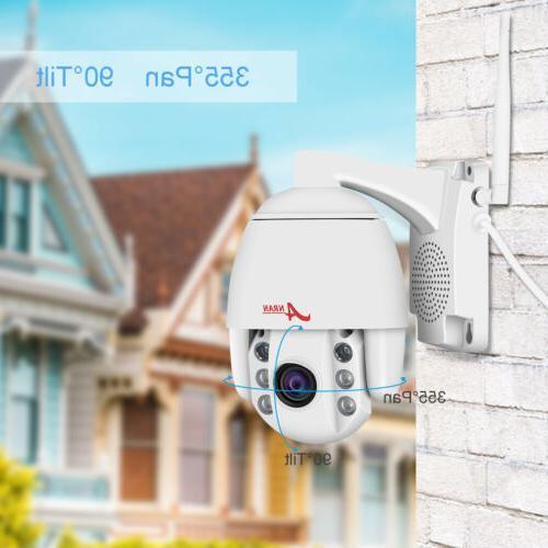 ANRAN WIFI Camera Audio Wireless APP