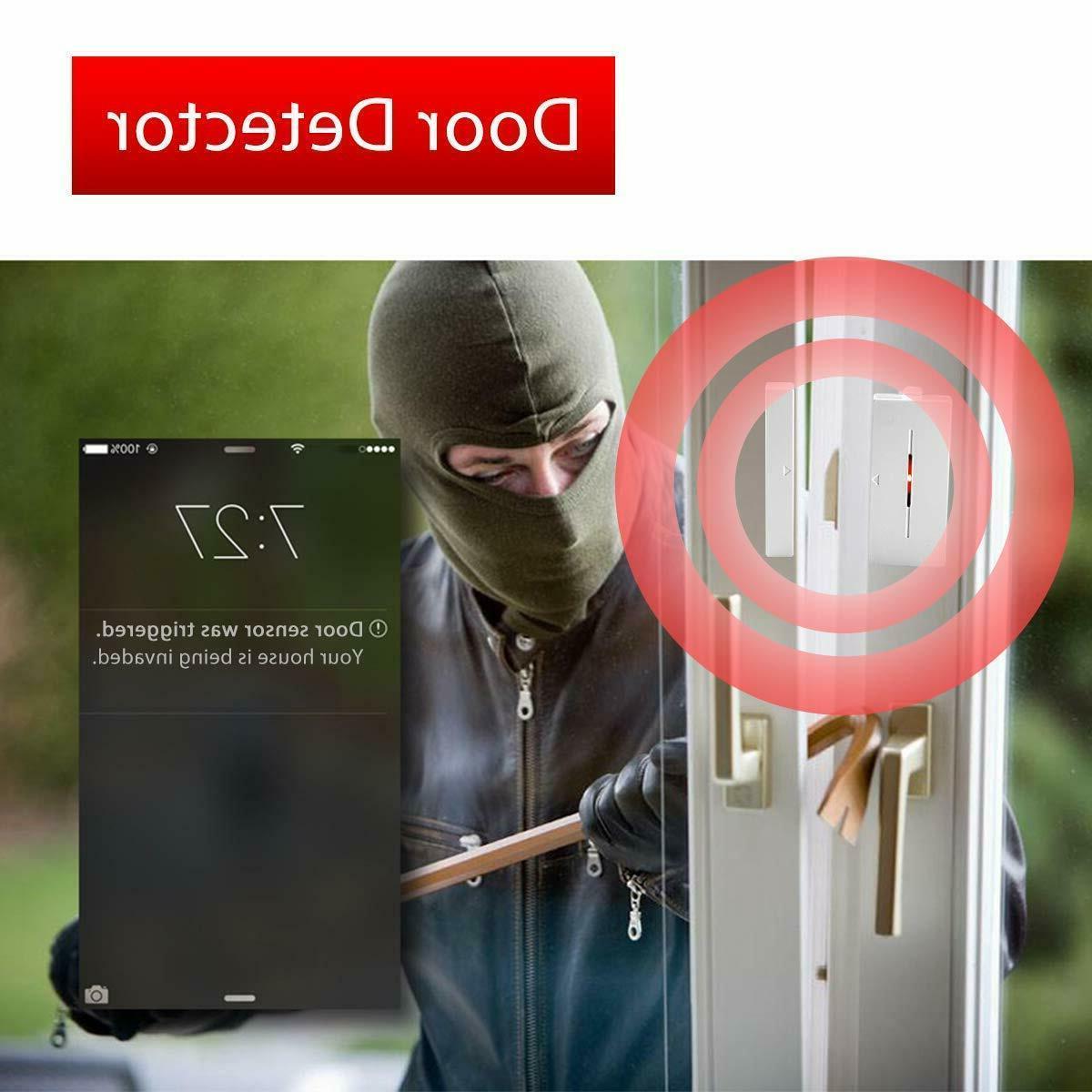 Anti-theft Security Siren Kits