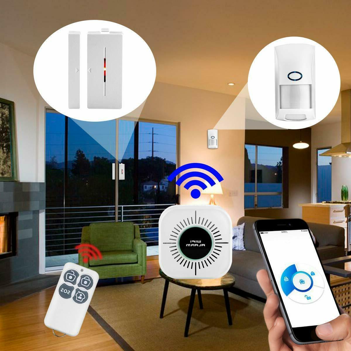 Wireless GSM Anti-theft