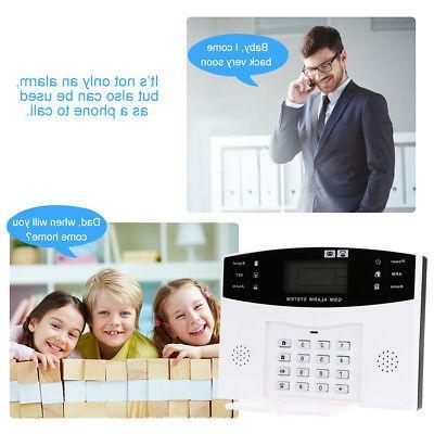 Wireless GSM Burglar Detector Sensor